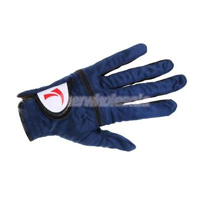 Soft Golf Glove Left Hand Single Full Finger Glove Non Slip Excellent Grip XS-XL