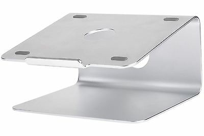 Proper Deluxe Aluminum Rotating Laptop Stand for Macbook & 11'' to 17'' Laptops
