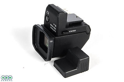 Olympus VF-4 Electronic Viewfinder, Black, for Micro Four Thirds W/ Cap