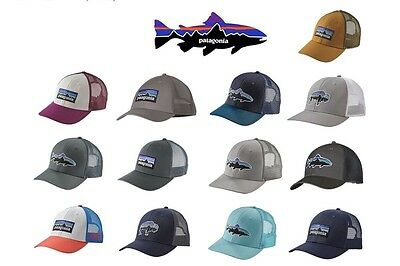 Patagonia Trucker Hat Organic - Assorted Styles Colors - Adjustable Snapback