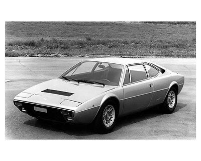 1974 Ferrari Dino 308 GT 4 ORIGINAL Factory Photo oub2639