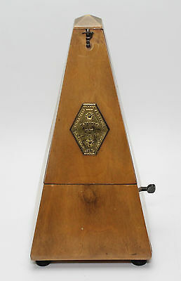 Antique Maelzel Metronome in Good Condition (No Key) 2,4,8 Settings