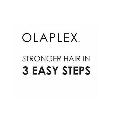 Authentic OLAPLEX No.1+ No.2 Sample Size10ml,15ml,20ml,30ml,50ml -CHOOSE OPTIONS