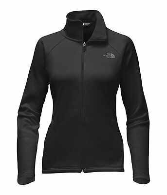 The North Face Women's Agave Full-Zip Jacket - TNF Black