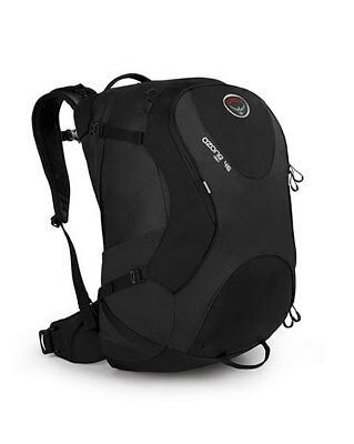 Osprey Ozone 46L Ultralight Carry On Travel Backpack  - Black