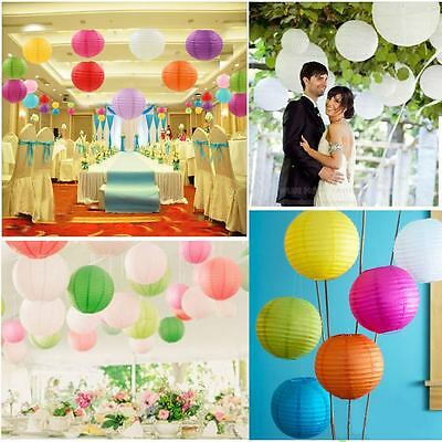 16'' Chinese Paper Lantern  for wedding and party decorations Pack of 5