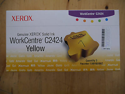 XEROX 108R00662 Solid Ink C2424 WorkCentre OVP