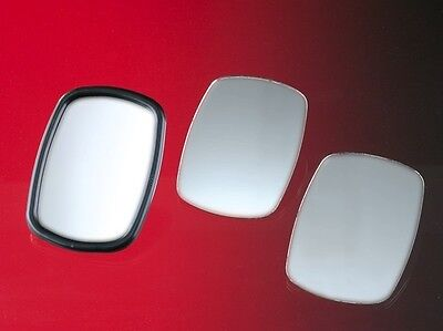 Summit Warg-08 Replacement Left Ns Commercial Door Wing Mirror Glass Blind Spot
