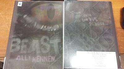 Beast: Ally Kennen: EXTRA LARGE PRINT: 2 Volumes: Paperback 2006