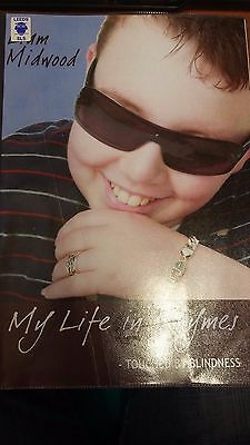 My Life in Rhymes: Touched by Blindness: EXTRA LARGE PRINT: Midwood (Paperback)