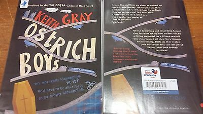 Ostrich Boys by Keith Gray EXTRA LARGE PRINT: 3 Volumes (Paperback, 2008)