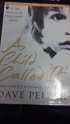 A Child Called It by Dave Pelzer EXTRA LARGE PRINT (Paperback, 2001)