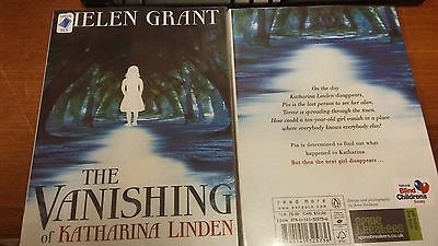 The Vanishing of Katharina Linden: Grant EXTRA LARGE PRINT 2 Volumes (Paperback)