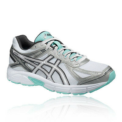 Asics Patriot 7 Womens Cushioned Road Running Sports Shoes Trainers Pumps