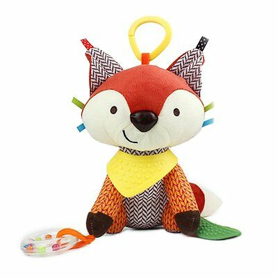 CAIJ Baby Infant Plush Animal Kids Stroller Hanging Fox Toy Pram Cute Doll by CA