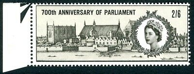 1965 2/6 Parliament Inverted Watermark  UNMOUNTED MINT V74034