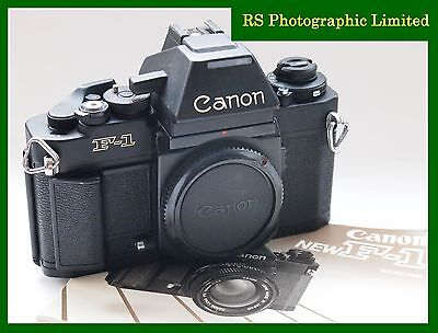 Canon F1n 35mm SLR Camera Body with instructions. Stock No.U7334