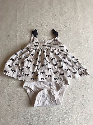Baby Girls Clothes 3-6 Months - Pretty Gap Frilly Top -