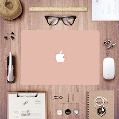 Laptop Rose Gold Decal Sticker Full Skin Cover for Macbook Air Pro Retina New