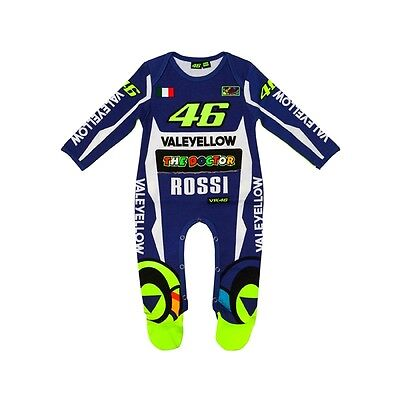#motogp 2017 Baby Toddler Grow Suit #rossi #vale Doctor #vr46 #monster #yamaha