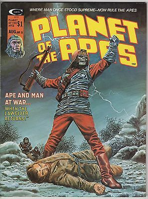 Planet of the Apes #11  VFN/NM