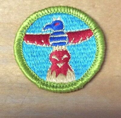 "Boy Scouts Woodcarving Merit Badge Type J ""scout Stuff""  New"