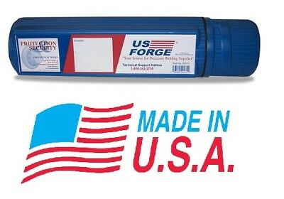 "14"" US Forge Welding Rod Holder Case Electrode Storage Container Canister - USA"