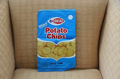 Acme Ideal Supermarket Potato Chip Bag Year Unknown