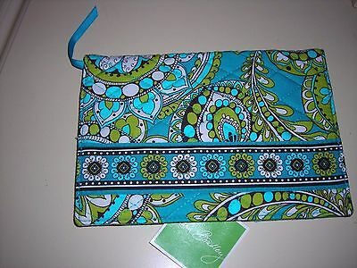 Vera Bradley Paperback Cover Peacock new with tags retired hard to find