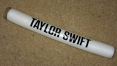 Taylor Swift The Red Tour GLOW STICK promo promotional concert FOAM WAND - Rare!