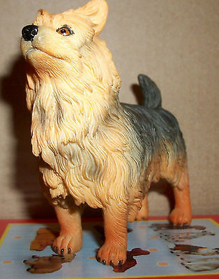 PACIFIC GIFTWARE World of Dogs Australian Terrierl   RESIN FIGURINE