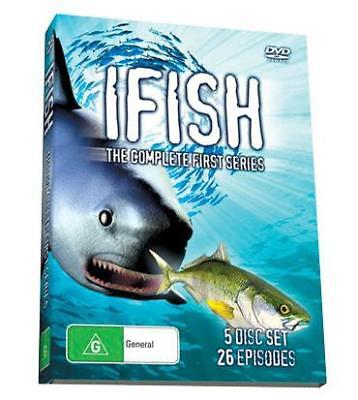 NEW IFISH IFISH Series 1 DVD