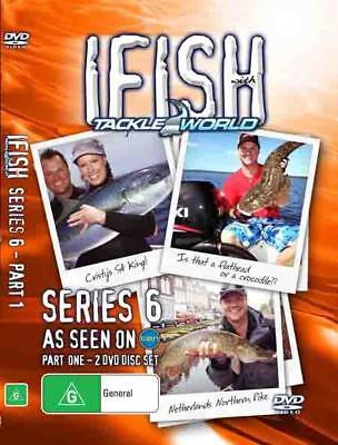 NEW IFISH IFISH Series 6 - Part 1 DVD