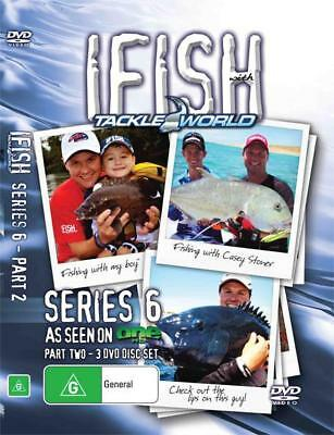 NEW IFISH IFISH Series 6 - Part 2 DVD
