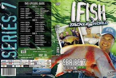 NEW IFISH IFISH Series 7 - Part 2 DVD