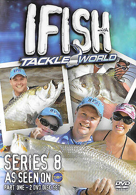 NEW IFISH IFISH Series 8 - Part 1 DVD