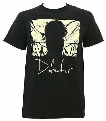 Authentic DEFEATER Band Stained Glass Slim-Fit T-Shirt S M L XL 2XL NEW