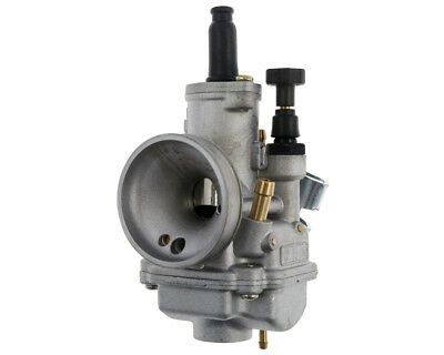 Carburetor POLINI CP 15mm with clamping flange and Hebelchoke