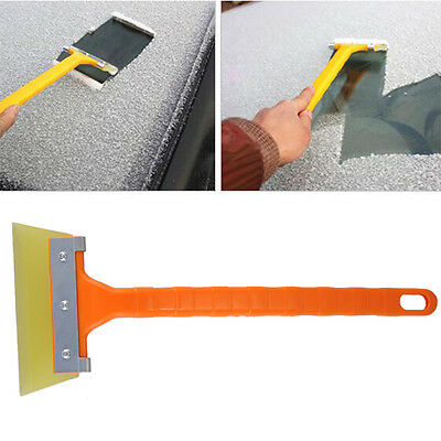 Long-handled Auto Snow Shovel Winter Ice Remove Tool Ice Scraper Car Clean Tools