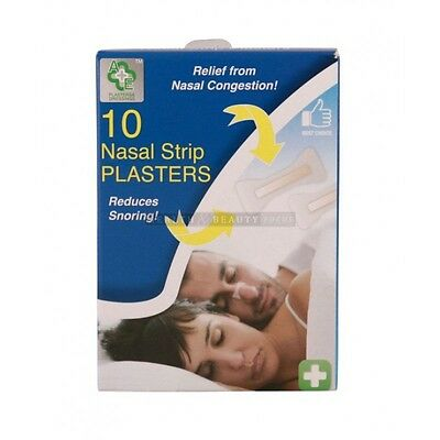 Anti Snoring Nasal Strips Sleep Well No More Snoring SML-MED Easy to use & comfy