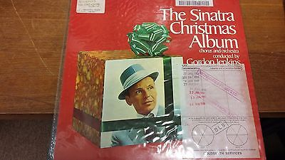 "The Sinatra Christmas Album: Capital Records: 12"" LP Record"