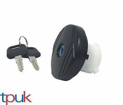 Ford Transit Locking Fuel Cap Petrol Diesel 2000 On Mk6 Mk7 With Keys Brand New