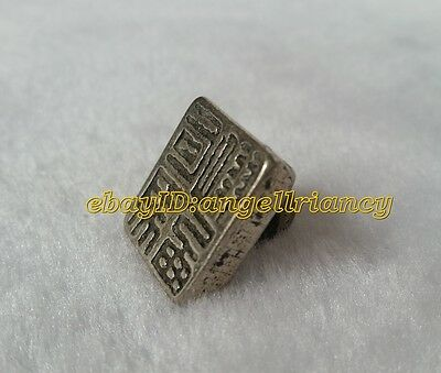 Collectables! Dynasty Old General official Tibet silver seal