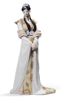 Lladro 1008639 (CHINESE BEAUTY) - Bellezza cinese