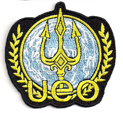 SeaQuest TV Show - UEO  Logo - Uniform Patch Aufnäher - original Replica
