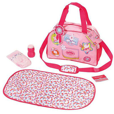 Baby Born Changing Bag NEW