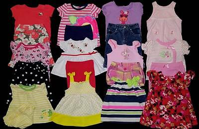 Baby Girl 0/3 Months Spring & Summer Clothes Outfits Lot Free Ship!