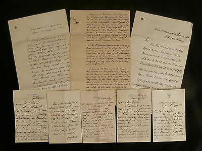 1877-98 Victualling the Royal Navy in the Levant - Documents & Letters