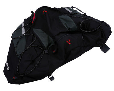 Tailbag Cargobag, pannier 1680 Ballistic nylon, 50L, motorcycles, scooters