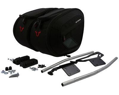 Saddlebag Set H Blaze 1680 Ballistic Nylon. Kawasaki Z 800 (12)